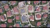 南京德威太阳能科技有限公司-南京市玄武区9.9KW光伏发电系统航拍