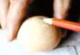 [第一时间-辽宁]手工艺人用鸡蛋刻头像 12年雕出近千作品
