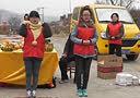 邢台市朱庄水库放生(2014.2.19----2)