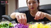 - 爽快吃播Hamzy(智馨)- 越南特色春卷吃播!虽然吃多了也觉得健康的感觉!(2019.10.9)