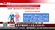 《北京市老龄事业发展和养老体系建设白皮书(2017)》发布:北京户籍老年人占总人口24.5%25