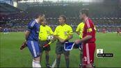 08年欧冠半决赛切尔西大战利物浦大场面先生德罗巴对战金童托雷斯