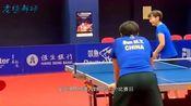 刘诗雯霸气速胜对手进决赛,国乒不负球迷众望,包揽世界杯冠亚军