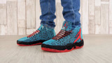 3D打印笔制作的AJ球鞋,现实中的神笔马良?售价令人意外!