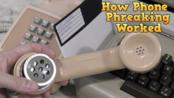 【8-Bit Guy】波特兰复古游戏展的演讲——电话飞客技术是如何运作的?(Ep.255)