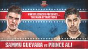 【Wrestle Circus】2016.11.20 The Main Attraction Day 1:穆斯塔法阿里 vs 萨米格瓦拉