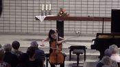 15岁徐暄涵柯伊达b小调无伴奏奏鸣曲 Sonata for Solo Cello in B Minor, Op. 8