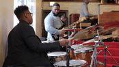 ★ME威律动★Jaylan Crout - On Drums in Chicago - GospelChops