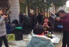 河南许昌市,美女大师唢呐吹奏豫剧《秦雪梅吊孝》,高手都在民间