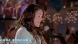 经典电影《歌舞青春》插曲,Zac和Vanessa相遇时对唱