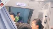 女子堵舱门致航班延误30分钟 律师:飞机属中国 涉嫌违法