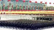 大阅兵:解放军特种部队方队和海军方队,齐刷刷的步伐,杀气腾腾!