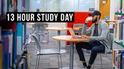 【外挂英语字幕|Anas Nuu】医学院小哥哥13个小时的Study With Me