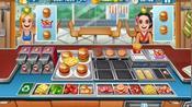 疯狂烹饪厨师-汉堡店快餐店40级厨房皇后全面升级