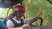 太刺激了!塞班岛山地四轮越野车体验 不过你必须提供国内驾照