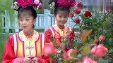 新还珠格格:小燕子和紫薇采花,准备做罗汉饼给老佛爷吃