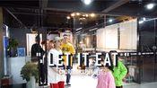 【南京HONEY舞蹈】Honey舞蹈培训大师特训营 I明哲老师Swag《Let it eat》舞蹈