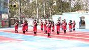 第二届占大幼儿篮球操视频全国大奖赛:邯郸市丛台区体育幼儿园