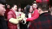 重庆小伙结婚,新娘家很近走路就过来了车都用不着