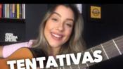 [翻唱]巴西女歌手Marília Mendona - TENTATIVAS (Cover by Isa Guerra)