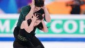 【王诗玥柳鑫宇】【2019四大洲自由舞(NBC)】超棒发挥创赛季最佳104+【中国冰舞】