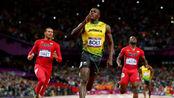 博尔特百米比赛用时9.58秒,在动物界可以排名第几?看完后才明白!