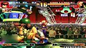 拳皇97:玛丽最后关头竟然用无限连带走皇姑陈国汉