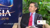 龙永图对话陈志武:全球贸易下降的原因
