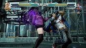 TEKKEN 7 LuckyEevee (Lili) vs GM-Chafai (Hwoarang)