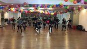 河源市和平县东方百货3楼舞成艺术培训中心表演班