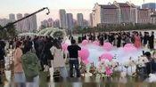 浪漫婚礼特效 地爆球&空爆球 #茂名 高州#