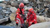 贵州省毕节市纳雍县张家湾镇普洒社区桥边组发生山体滑坡地质灾害