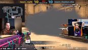 【CSGO】This pro is INSANE, but has a VAC ban...