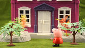贝儿欢乐家 第3集 小猪佩奇考试写错了一个什么字呢