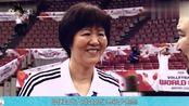 中国女排:王一博实力狂撩朱婷!当场看呆惠若琪,引全场粉丝尖叫