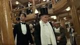 泰坦尼克号:古根先生穿上盛装,坦然面对灾难,连救生衣都不要!