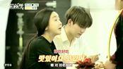 陈华和爸爸在做菜,看到素媛进来为什么让爸爸停止,直到素媛出去?