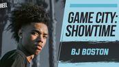 [中英字幕]『Mars Reel』明日之星!BJ BOSTON   Game City: Showtime