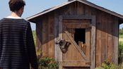 《养鬼屋》:小木屋里躲进一位不速之客,进去察看的人都有去无回,小成本恐怖片