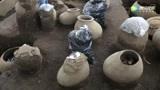 尼加拉瓜棒球场工地竟挖掘出超过300个装有人类遗骸的陶瓮