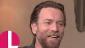 Ewan McGregor's Relieved He Can Stop Lying About Return to Star Wars