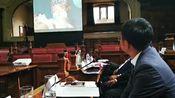 """大麦微针植发(原""""科发源"""")李兴东院长,在""""牛津学术联盟""""峰会发表了精彩演讲!"""