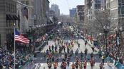 波士顿马拉松124年来首次延期!一战时曾改为军事接力赛
