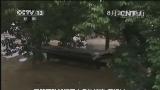 [视频]强降雨致浙江丽水多地被淹:记者乘坐冲锋舟进入苏埠村