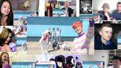 【制】BTS Boy With Luv feat. Halsey MV花絮Reactions Mashup