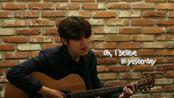 【无字】柳昇佑TV-Vlog19 你昨天过的怎么样?(Yesterday cover)