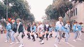 FG舞团超帅翻跳 BTS & BLACKPINK - DNA X WHISTLE (MASHUP) DANCE COVER [KPOP IN PUBLIC]