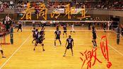 [春高vs职业]-东山高校vs松下 近畿バレーボール総合男子選手権大会 2019.8.31