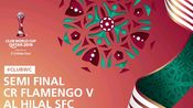 [2019年世俱杯] 半决赛(南美洲冠军) 弗拉门戈 3:1 (亚洲冠军) 利雅得新月 比赛集锦