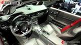 【机车联盟】[2016底特律车展] M.Benz AMG SLC43汽车视频
